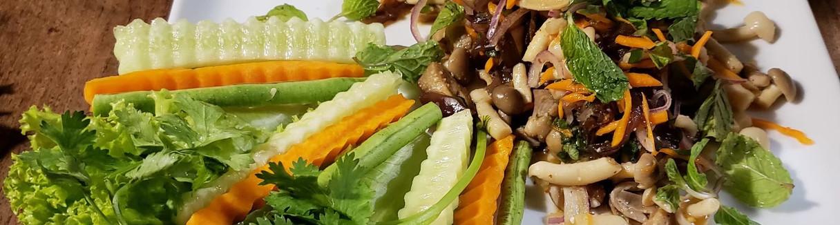 Vegetalian Food
