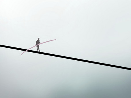 Why Don't Tightrope Walkers Fall?
