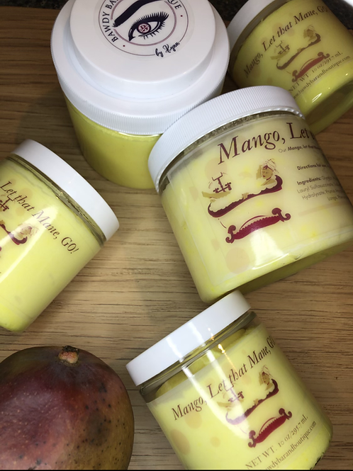 Mango, Let that Mane, GO!