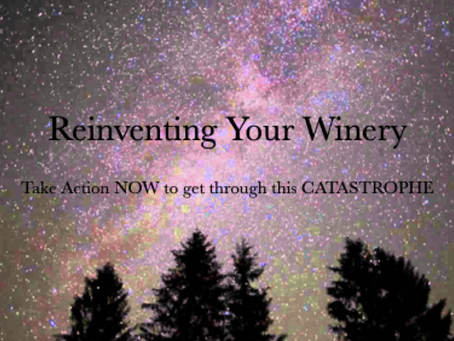 Reinventing Your Winery