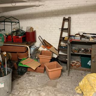 basement area