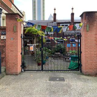 garden street entry