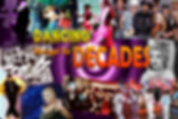 Dancing Through the Decades Show | 20's Tribute | 50's Tribute | 60's Tribute | 70's Tribute | 80's Tribute | 90's Tribute | 00's Tribute |