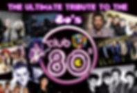 80's Tribute Band | 80's Show | Culture Club Tribute | Bon Jovi Tribute | Prince Tribute |