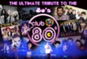 80's Tribute Show | Frankie Goes to Hollywood | Culture Club | Madonna | Prince | Guns'n'Rose | Bon Jovi