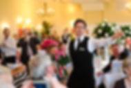 Singing Waiters | Wedding Entertainment | Wedding Singers |