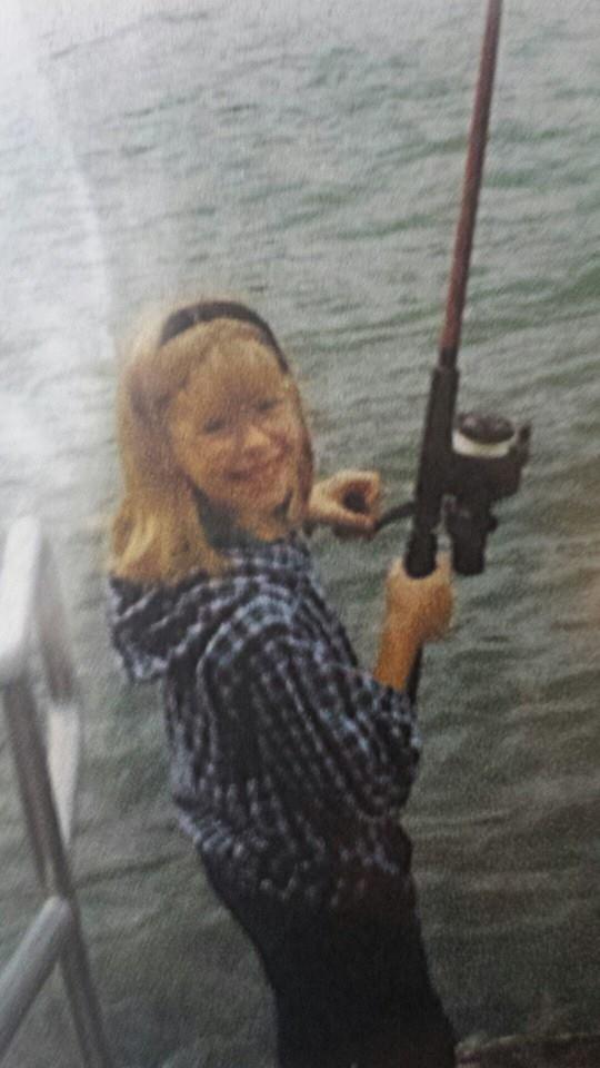 Me, on the Kenai River