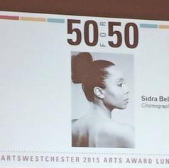 ArtsWestchester awards