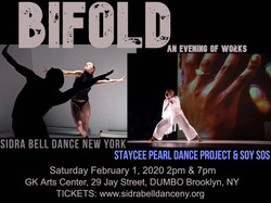 BIFOLD: Shared Evening presented by SBDNY