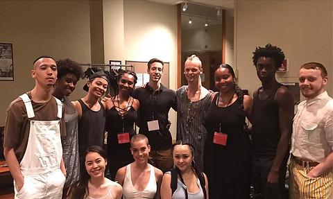 Production Team 39th Annual Museum Mile Festival Metropolitan Museum of Art New York City 2017