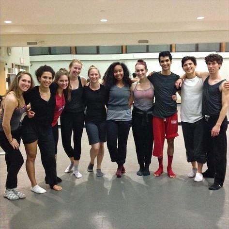Harvard Dance Project