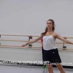 University of North Carolina School of the Arts Professional Studies Program