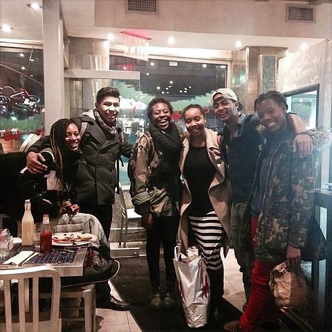 Production Team APAP 2014 New York City