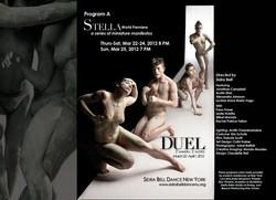 DUEL (2weeks, 2works)