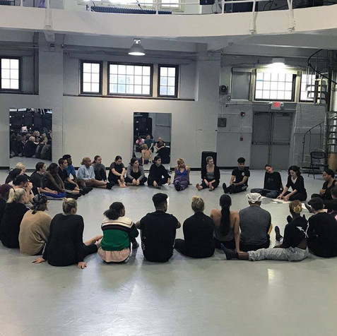 University of the Arts Sophomore Performance & Coaching Project