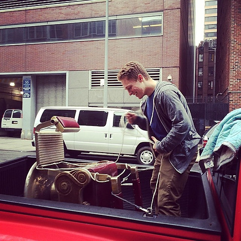 Production Team Wrap New York City 2014