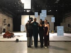 World Premiere at Contemporary Arts Center  New Orleans, LA 2017