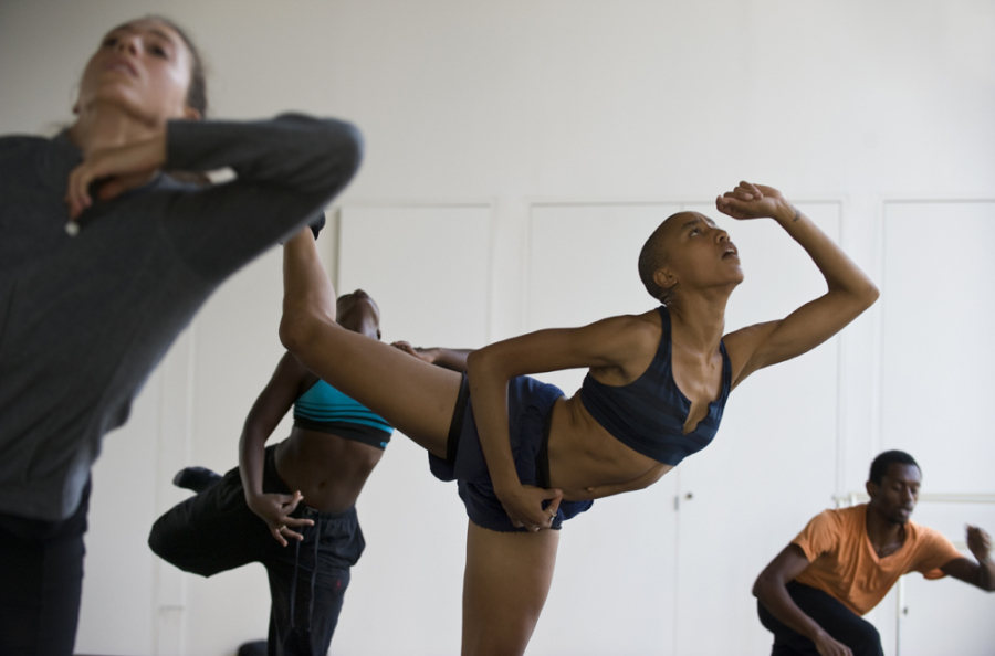 August Wilson Dance Ensemble