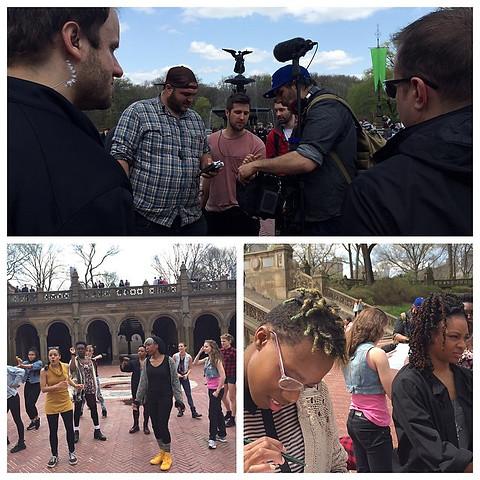 MTV Shoot New York City 2015