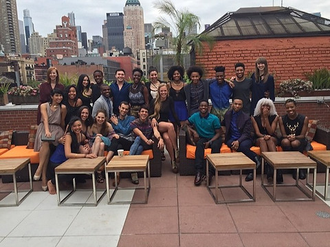 Revlon Shoot New York City 2015