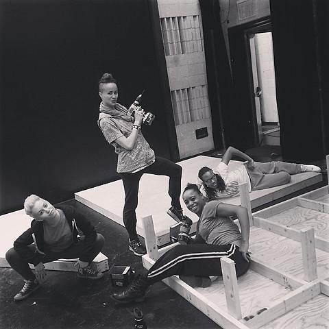 Production Team  New York City 2014