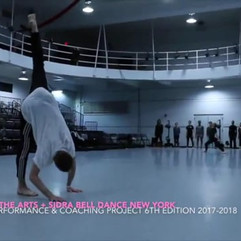 University of the Arts Sophomore Coaching & Performance Project