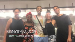 @sidrabelldancenewyork hosts research fellows annually from various institutions for dance and theater internationally. SBDNYINC's programs are fueled by the generosity of artist volunteers year round.