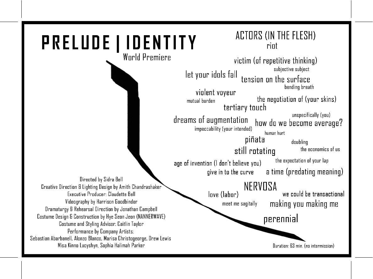 PRELUDE | IDENTITY