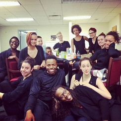 Production Team  Baruch Performing Arts Center New York City 2014