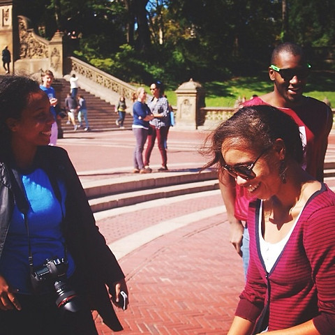 Flash Mob Event Central Park New York City 2013