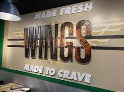 Wing Stop Danville, IL