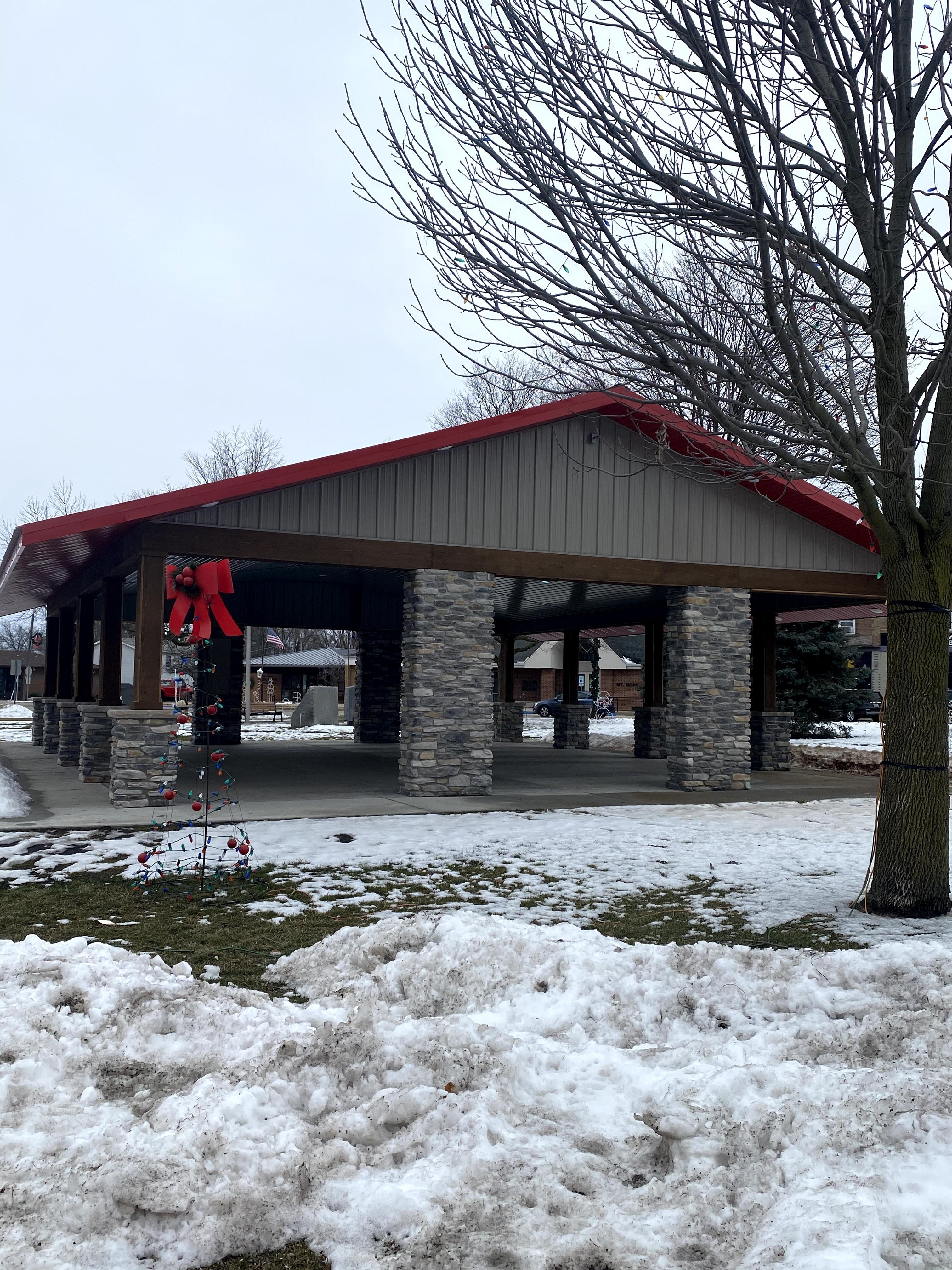 Village of McLean Pavilion