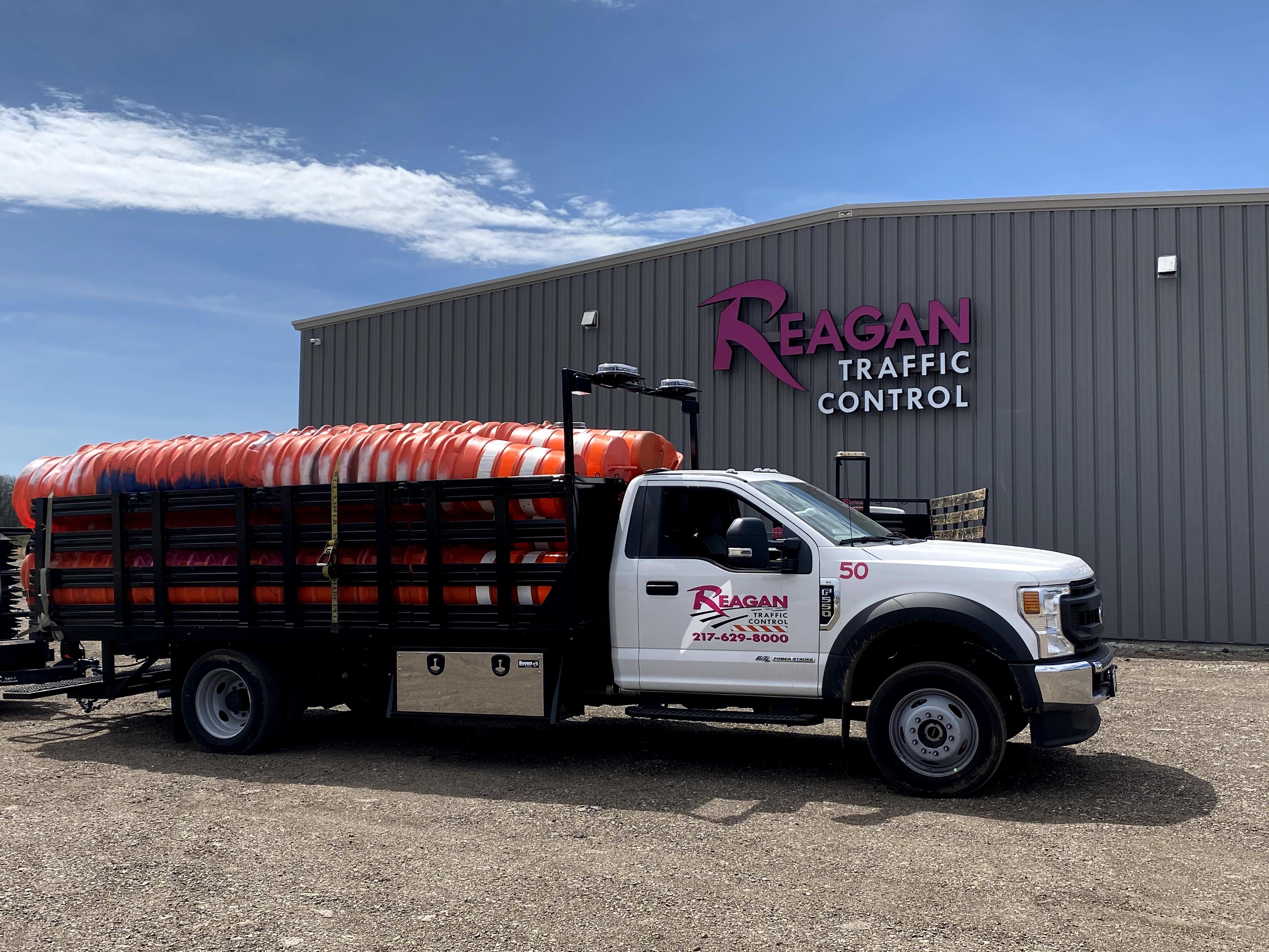 Reagan Traffic Control- Riverton, IL
