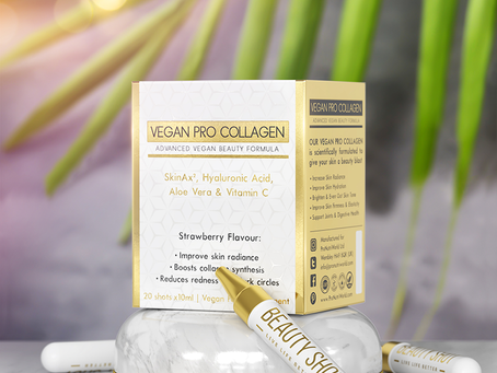 Vegan Collagen. Have you heard of it? What do you know about it? What is it?