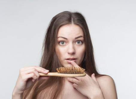 Hair Loss after pregnancy - is it normal and how to stop it!