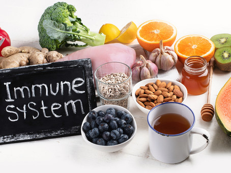 5 WAYS TO BOOST YOUR IMMUNITY