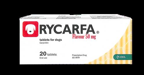 RYCARFA® 50毫克犬隻已調味藥片 (肉味)