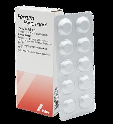 Ferrum Hausmann® 咀嚼片