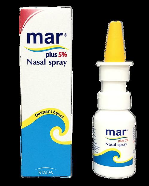 Mar® Plus 5% Nasal Spray