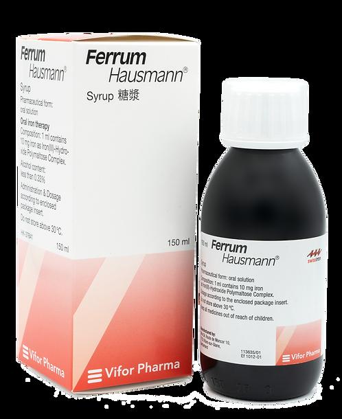 Ferrum Hausmann® Syrup