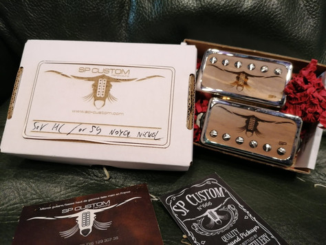 SP CUSTOM PICKUPS