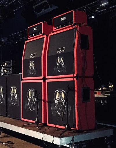 Izo Diop double stack custom / tournée 2019 - 2020