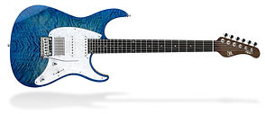 Mayones Aquila Quilted maple 6