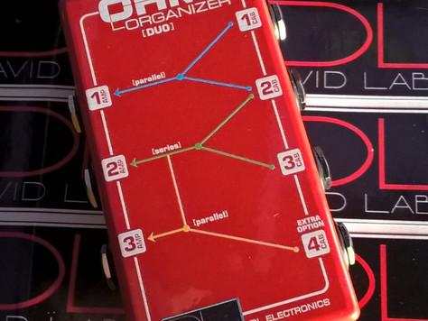 OHM organizer - DL Electronics