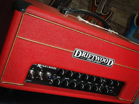 DRIFTWOOD MINI-NIGHTMARE 50 W new look !