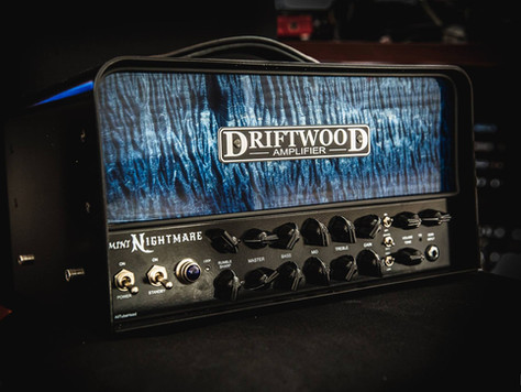 Driftwood Amplifiers / Made in Germany Maintenant disponibles sur commande .