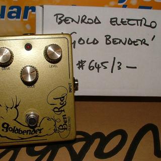 Benrod Goldbender Boost - Fuzz