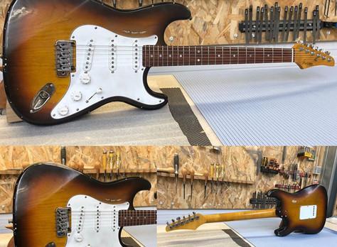 Ampsguitar shop revendeur officiel Marceau Guitars !