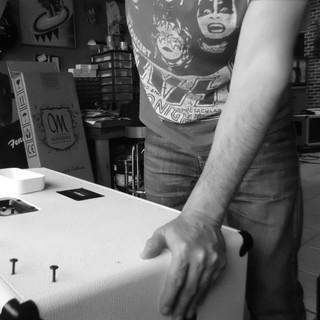 Atelier montage speakers