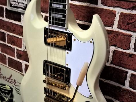 Mensinger guitars chez Ampsguitar shop !
